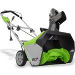 10 Best GreenWorks Snow Blowers Reviews